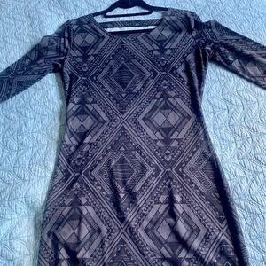 Billabong 3/4 Sleeve Dress